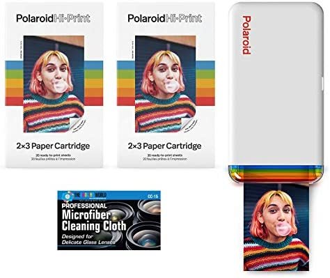Top 10 Best polaroid printer for iphone Reviews