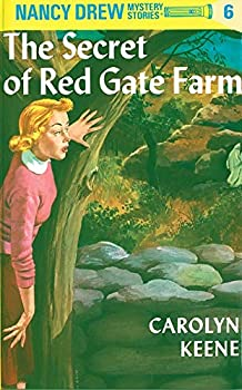 Hardcover The Secret of Red Gate Farm (Nancy Drew Mystery Stories, Book 6) Book