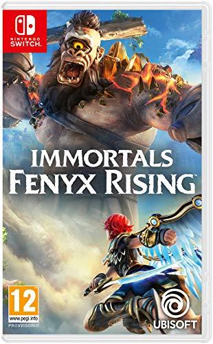 Immortals Fenyx Rising Switch