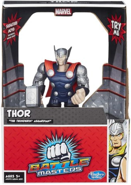 Marvel Battle Masters Thor Figure by Hasbro