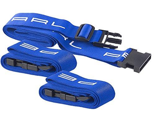 Sangle en Nylon Lourde largeur 38 mm longueur 4,5m Blue ZA92