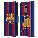 Head Case Designs sous Licence Officielle FC Barcelona Coutume Personnalisé Maison 2020/21 Kit...