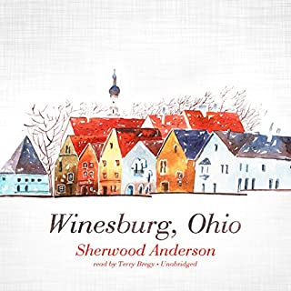 Winesburg, Ohio audiobook cover art