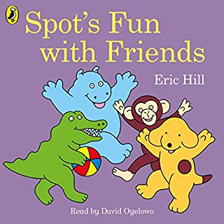 Spot's Fun with Friends cover art