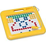 CP Toys Magnetic Mosaic with Attached Wand and 80 Colorful Discs
