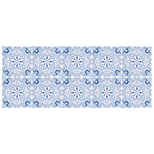 YJZO Pegatina de Azulejos de cerámica-30 unids/Set Impermeable Antideslizante Pegatina de Pared de Azulejos de cerámica decoración de baño de Cocina 10x10cm