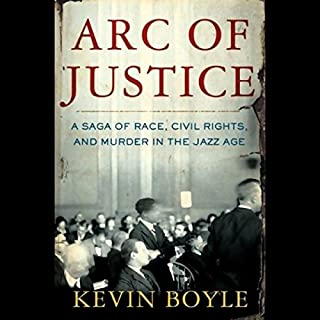 Arc of Justice cover art