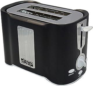 Dpliu Toaster à Fente Extra-Large de 2 tranches avec dégivrage/Bagel/Annuler la Fonction, 6 réglage de l'ombrage, Grille-P...