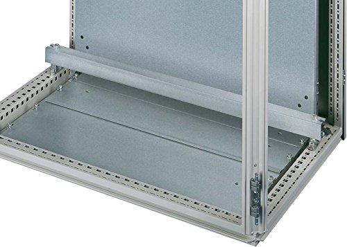 Rittal SZ 4191.000 - Regalzubehör (Silber, Stahl, TP, TS, SE, PC, 585 mm, 2 Stück(e), 3,61 kg)
