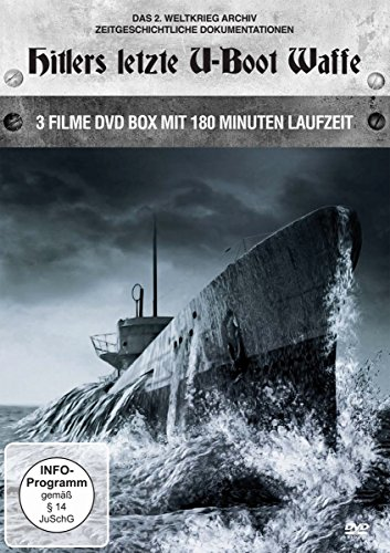 Hitlers letzte U-Boot Waffe