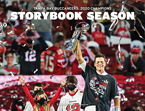 Storybook Season: Tampa Bay Buccaneers - 2020 Champions