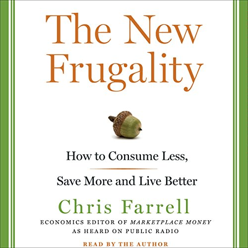 The New Frugality audiobook cover art