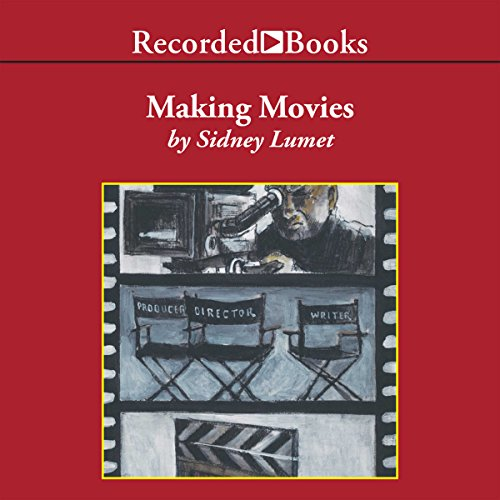Making Movies audiobook cover art