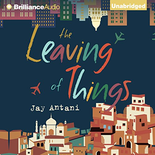 The Leaving of Things audiobook cover art
