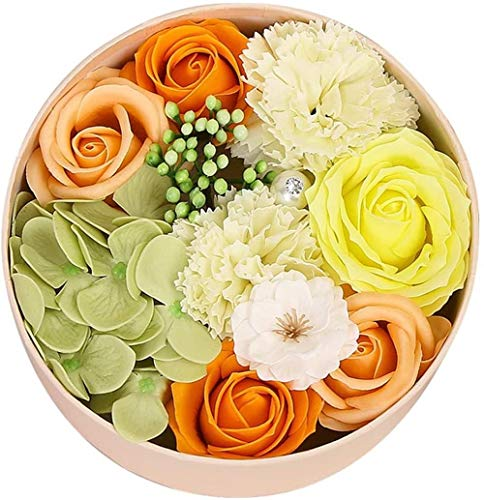 Savon Rose Fleur Cadeau - Accuei...