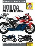 Haynes Repair Manual for Honda CBR1000RR...