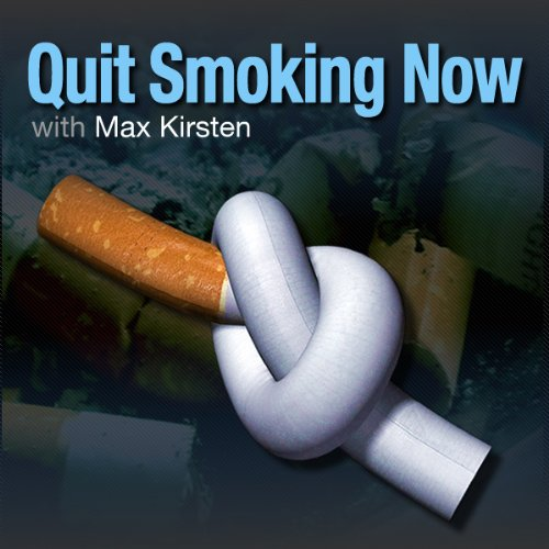 Quit Smoking Now audiobook cover art