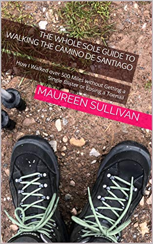 The Whole Sole Guide to Walking the Camino de Santiago: How I Walked over 500 Miles without Getting a Single Blister or Losing a Toenail