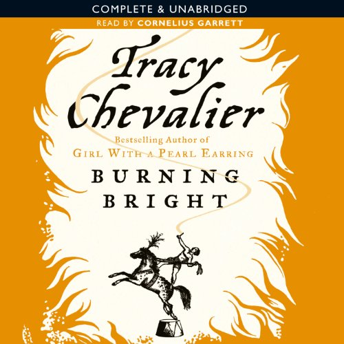Couverture de Burning Bright