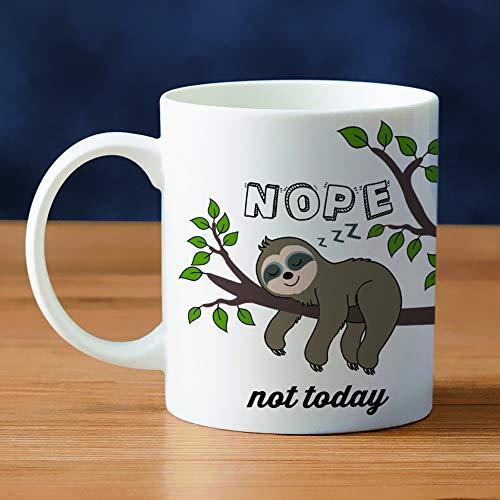 Lazy Sloth Mug