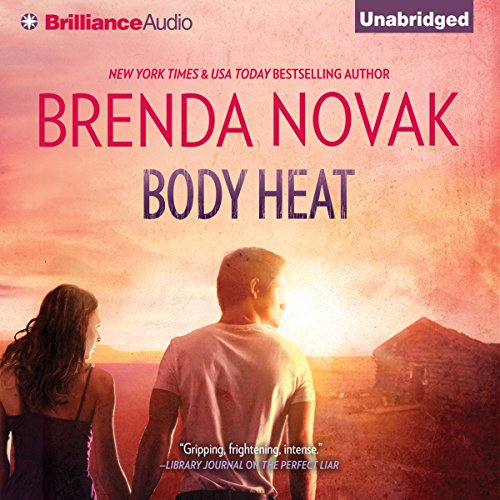 Body Heat audiobook cover art