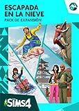Los Sims 4 Escapada en la Nieve (EP10) | Código Origin para PC y Mac
