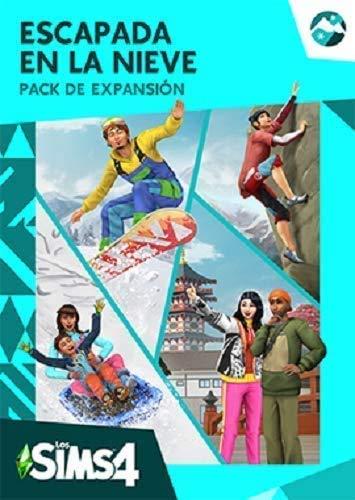 Los Sims 4 Escapada en la Nieve (EP10)   Código Origin para PC y Mac