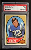 1970 Topps # 201 Mike Curtis Baltimore Colts...