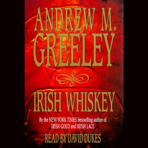 Irish Whiskey audiobook cover art