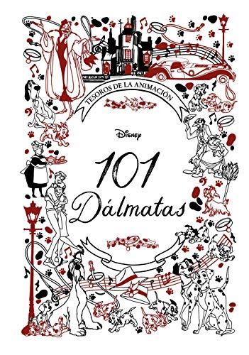 101 Dálmatas. Tesoros de la animación: Cuento (Disney. Otras propiedades)
