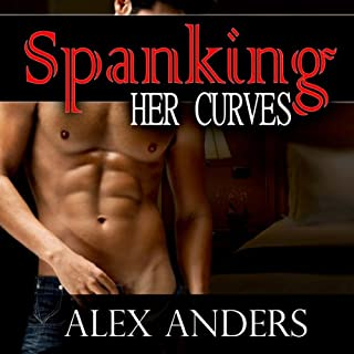 Spanking Her Curves audiobook cover art