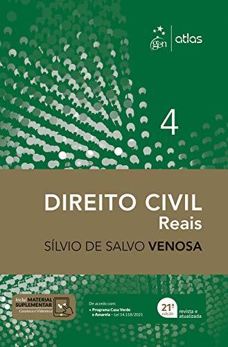 Direito Civil - Direitos Reais - Vol. 4: Volume 4