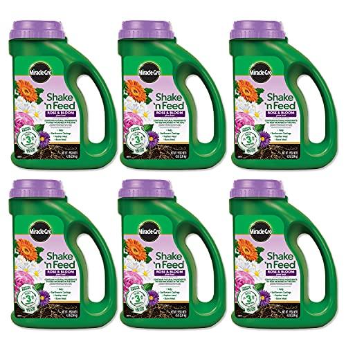 Miracle-Gro Shake N' Feed Rose and Bloom Plant Food
