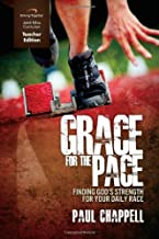 Grace for the Pace Curriculum (Teacher Edition): Finding God's Strength For Your Daily Race