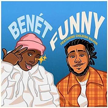 Funny (feat. Childish Major)