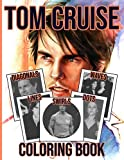 Tom Cruise Waves Dots Lines Swirls Diagonals Coloring Book: Anxiety An Adult Spirograph Styles Colouring Book (Exclusive Illustrations)