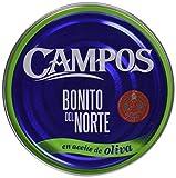 Campos - Bonito del norte - con aceite de oliva - PACK 12 latas de 266g