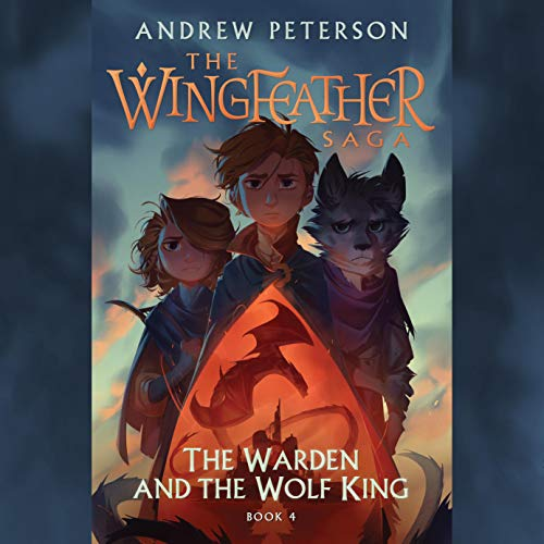 The Warden and the Wolf King cover art