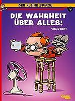 Der kleine Spirou 18: Die Wahrheit ueber alles!