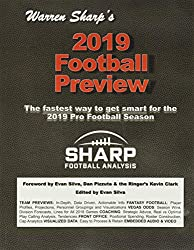 The 5 Best Fantasy Football Books – Seasonal & DFS Tactics for 2019