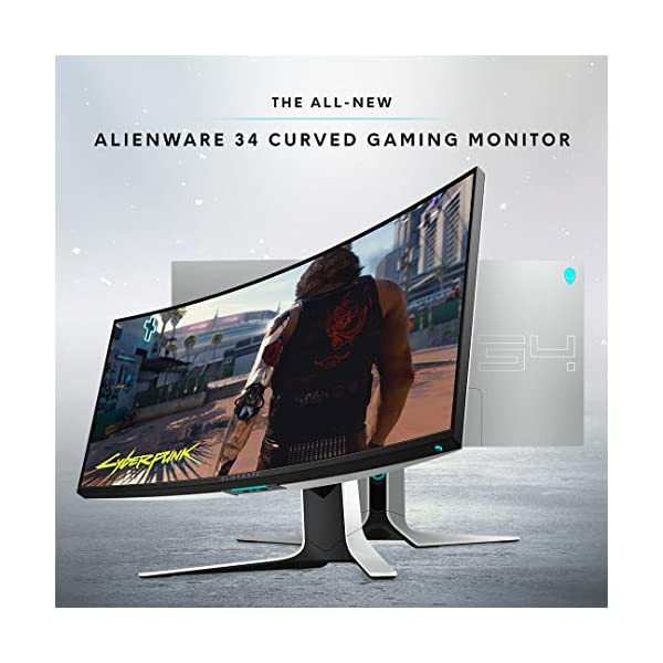 Best Gaming Monitor For PC Alienware 120Hz UltraWide
