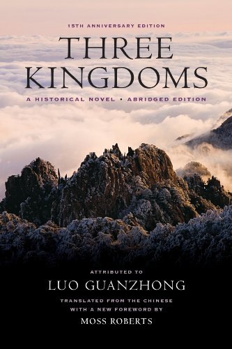 Three Kingdoms: A Historical Novel (English Edition)