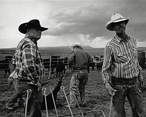 Open Range: America's Big-Outfit Cowboy