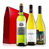 Classic White Wine Trio in Gift Box - 3 Bottles (