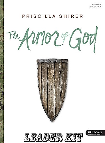 The Armor of God - Leader Kit By Priscilla Shirer