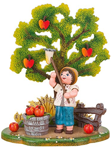 Landidyll - Apfelernte