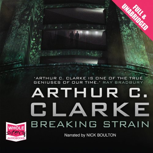 Breaking Strain audiobook cover art