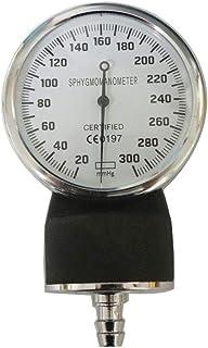 نمایشگر فشار خون 2 قطعه / کیسه فشار سنج 300 میلی متر جیوه برای آزمایش فشار خون دستی و فشار خون تزریق کیسه فشار خون.
