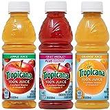 Tropicana 100% Juice 3-flavor Cl...