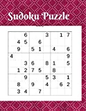 Suduko Puzzle: Book for Adults/teen with easy to hard levels. improve your game with these two challenging levels. Large print and  solutions included